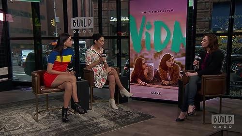 BUILD - Mishel Prada Discusses Diversity on Vida