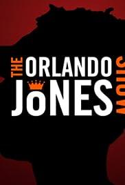 The Orlando Jones Show Poster