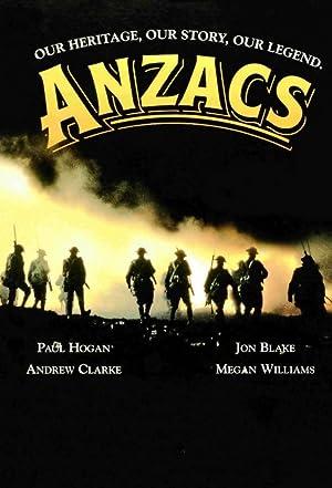 Where to stream Anzacs
