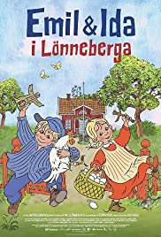 Emil & Ida i Lönneberga Poster