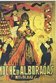 Nit d'albades Poster
