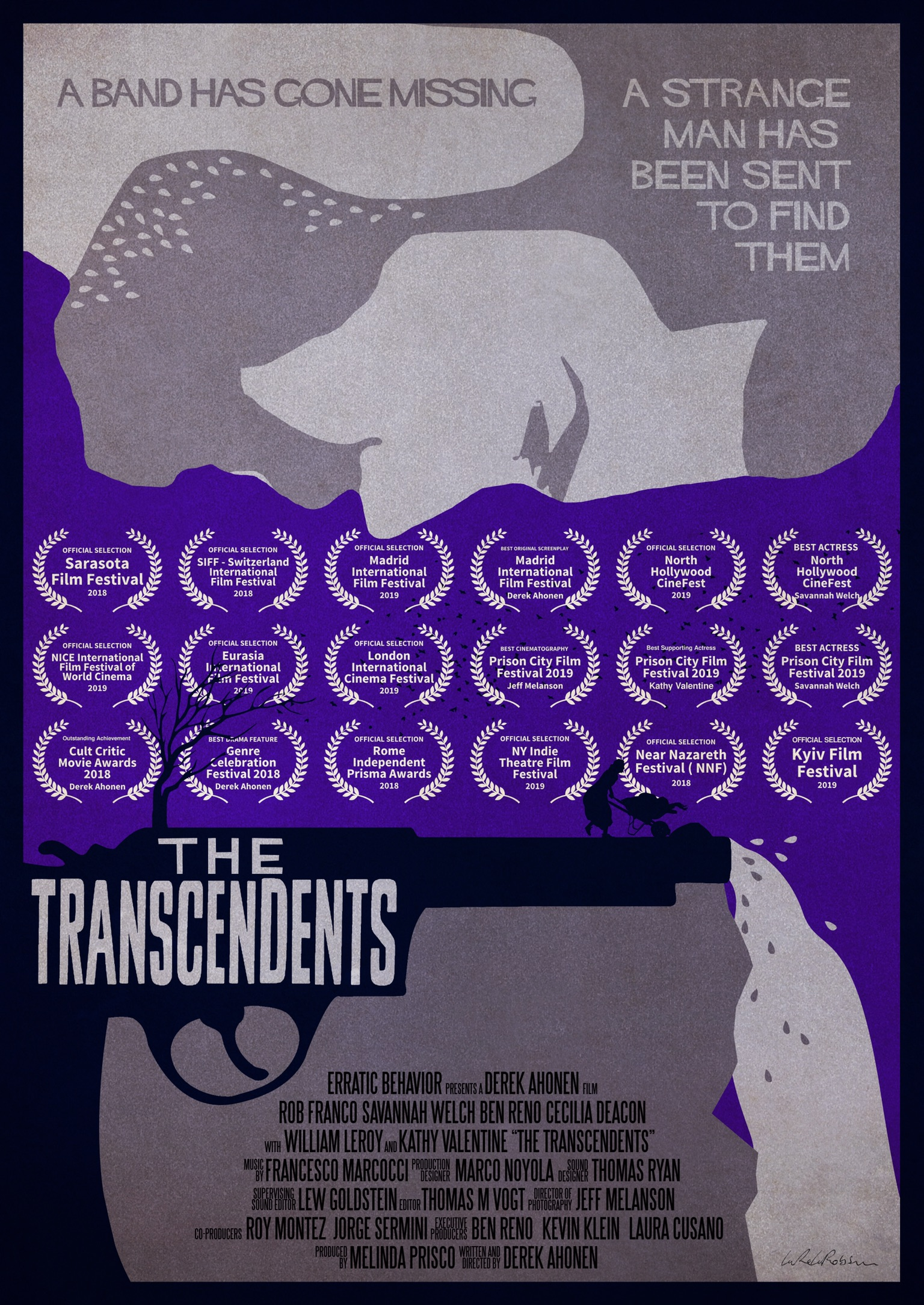 The Transcendents : Official Trailer ...