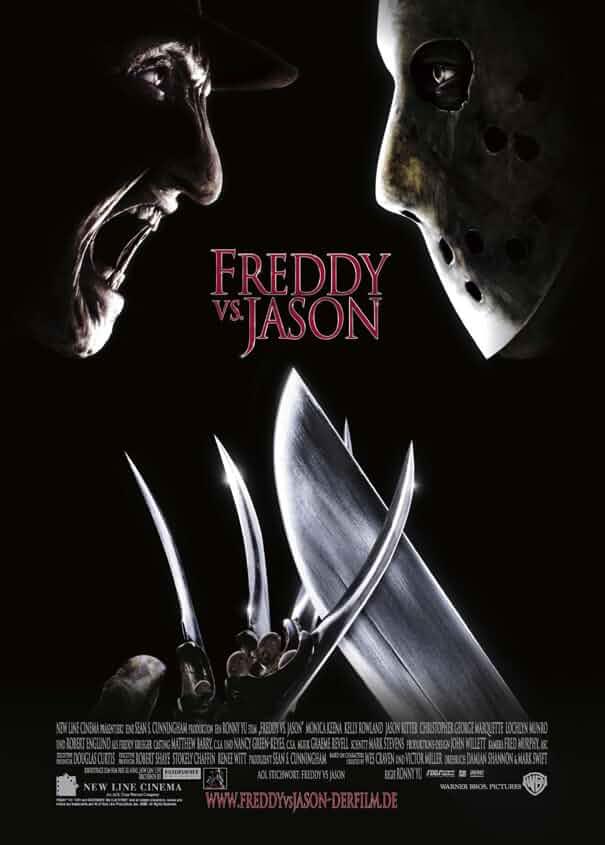 Freddy vs. Jason (2003) Hindi Dubbed