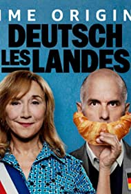 Marie-Anne Chazel and Christoph Maria Herbst in Deutsch-les-Landes (2018)