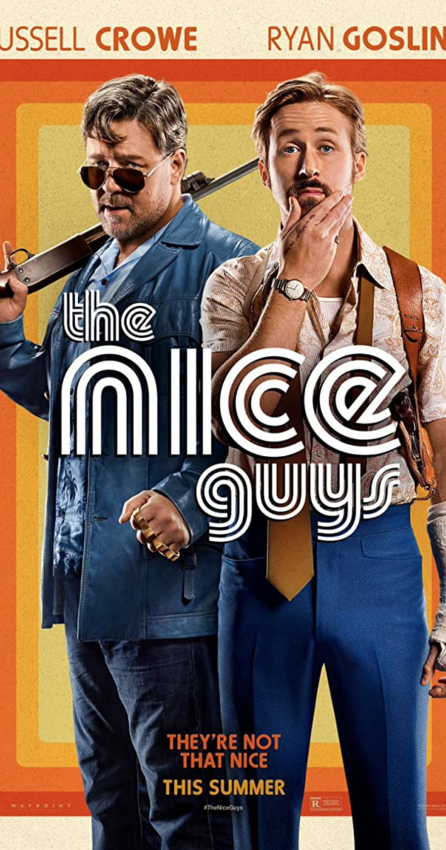 Subtitle of The Nice Guys