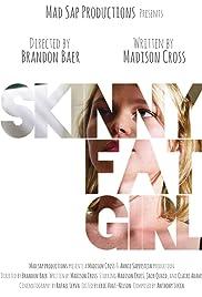 Skinny Fat Girl Poster