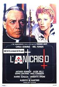 Carla Gravina and Arthur Kennedy in L'anticristo (1974)