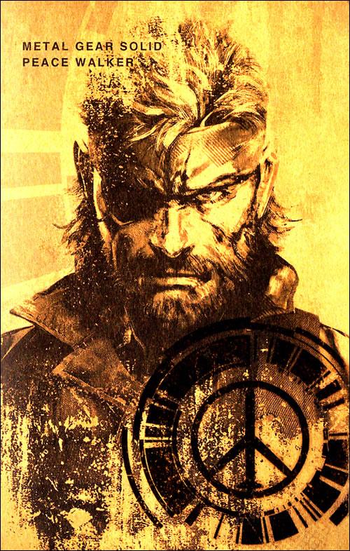 Metal Gear Solid Peace Walker 2010