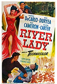 River Lady Poster