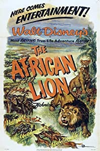 Watch free no downloading movies The African Lion by James Algar [2160p]