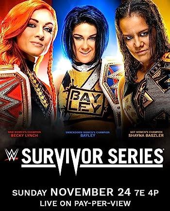 WWE Survivor Series 2019 PPV HDRip 480p Download