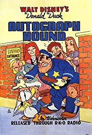 The Autograph Hound Poster