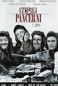 Czterej pancerni i pies (1966) Poster - TV Show Forum, Cast, Reviews
