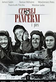 Czterej pancerni i pies Poster - TV Show Forum, Cast, Reviews