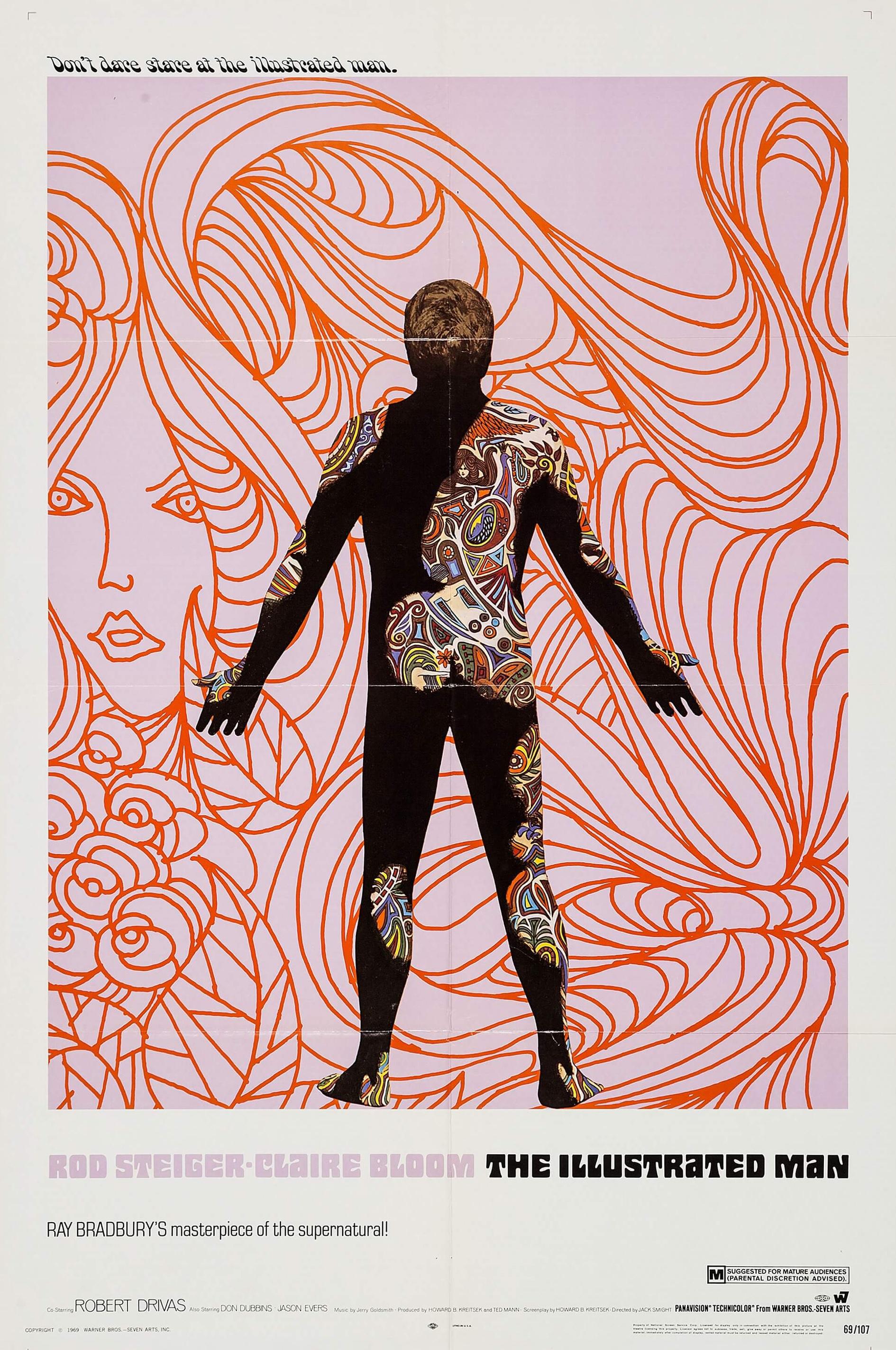 The Illustrated Man 1969 Imdb