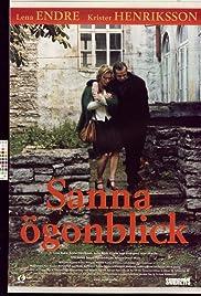 Sanna ögonblick Poster