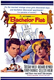 Bachelor Flat (1961) Poster - Movie Forum, Cast, Reviews