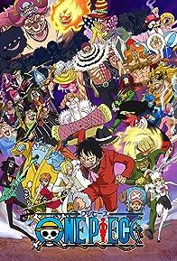 Primary photo for One Piece: Wan pîsu
