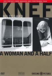 A Woman and a Half: Hildegard Knef Poster