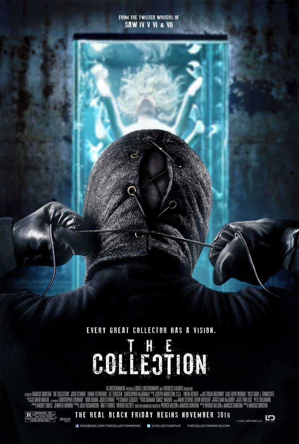 The Collection (2012) Hindi Dubbed