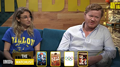 "The Watchlist With ""Black Mirror"" Star Jesse Plemons"