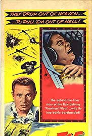 Battle Taxi (1955) Poster - Movie Forum, Cast, Reviews