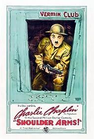 Shoulder Arms (1918) Poster - Movie Forum, Cast, Reviews