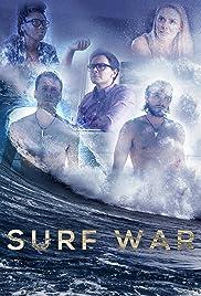 Surf War Poster