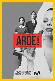 Arde Madrid Poster