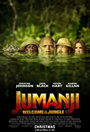 Jumanji: Welcome to the Jungle (2017) 720p