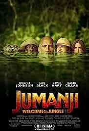 Jumanji: Welcome to the Jungle (2017) HDRip English Movie Watch Online Free
