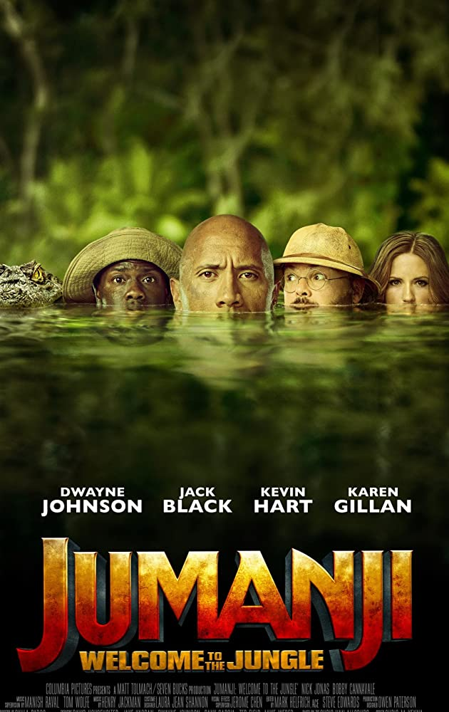 Free Download Jumanji: Welcome to the Jungle Full Movie