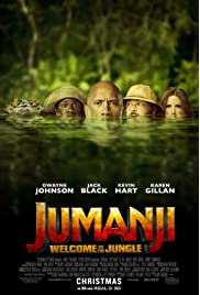 Jumanji: Welcome to the Jungle (2017) filme kostenlos