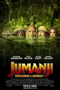 Jumanji Welcome to the Jungleเกมดูดโลก บุกป่ามหัศจรรย์