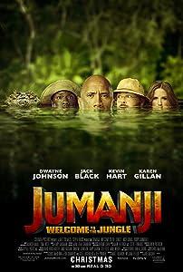 Movie downloads websites Jumanji: Welcome to the Jungle [640x480]