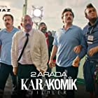 Cem Yilmaz, Umut Kurt, and Gürkan Deniz Akhanli in Karakomik Filmler: 2 Arada (2019)