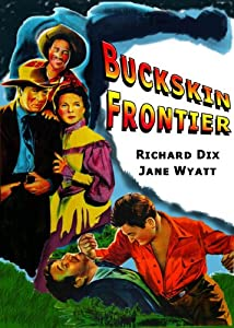 Movie downloads for free for iphone Buckskin Frontier USA [320p]