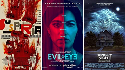 The Best Horror on Prime Video in October list