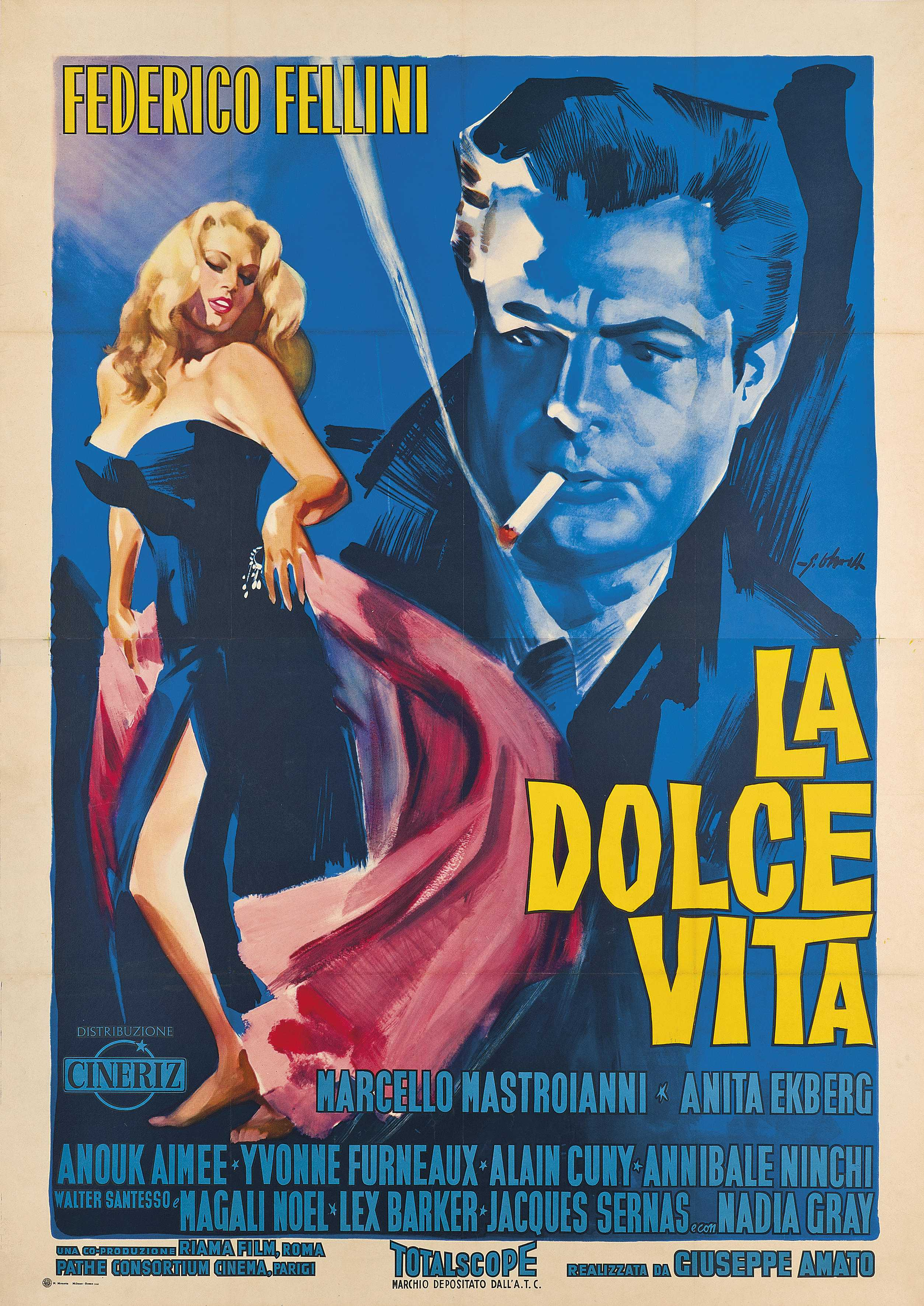 La Dolce Vita 1960 Imdb