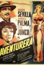 Aventurera (1950) Poster