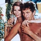 Heinz Bennent and Nicole Garcia in Via degli specchi (1983)