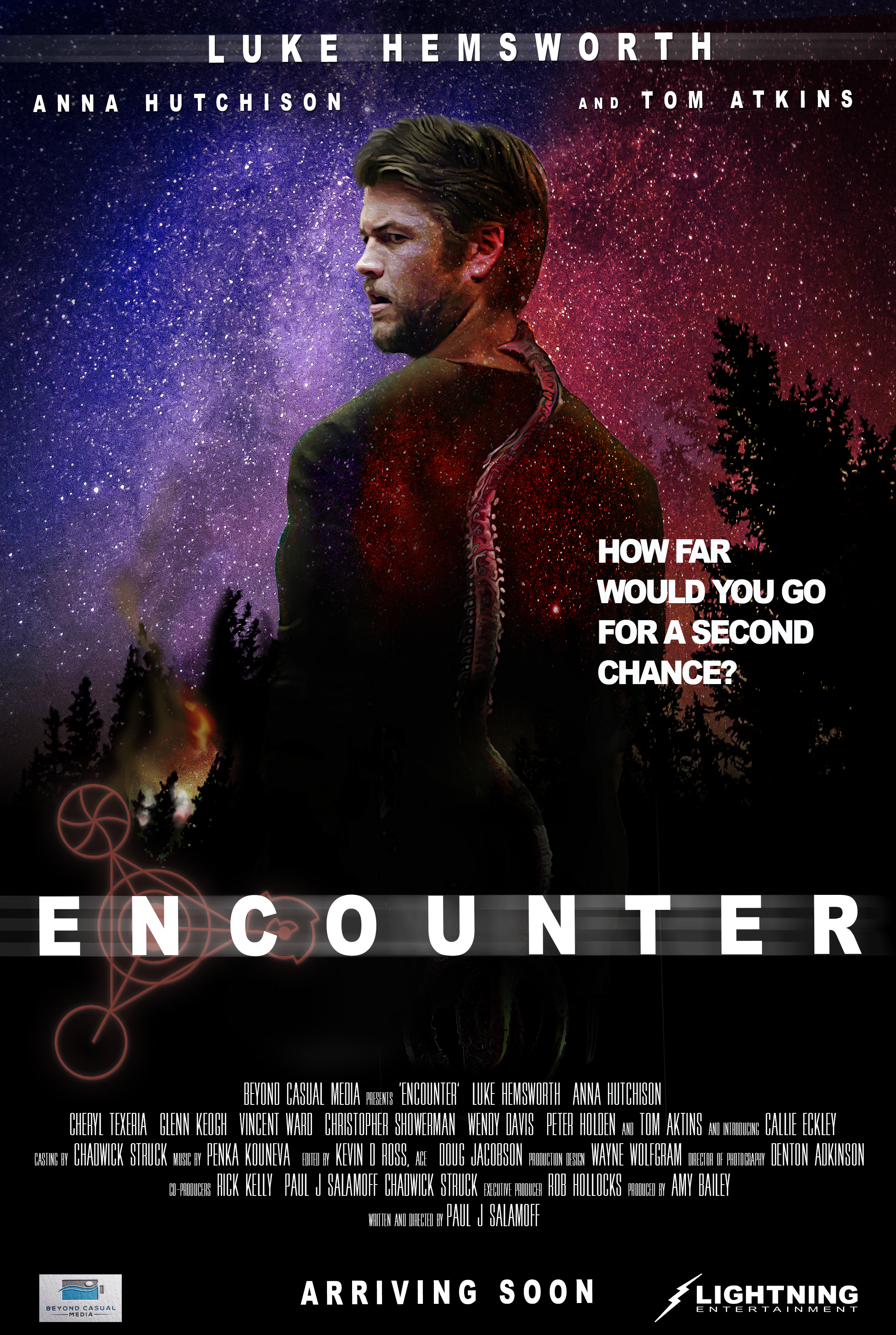 Encounter (2018) DVDRip