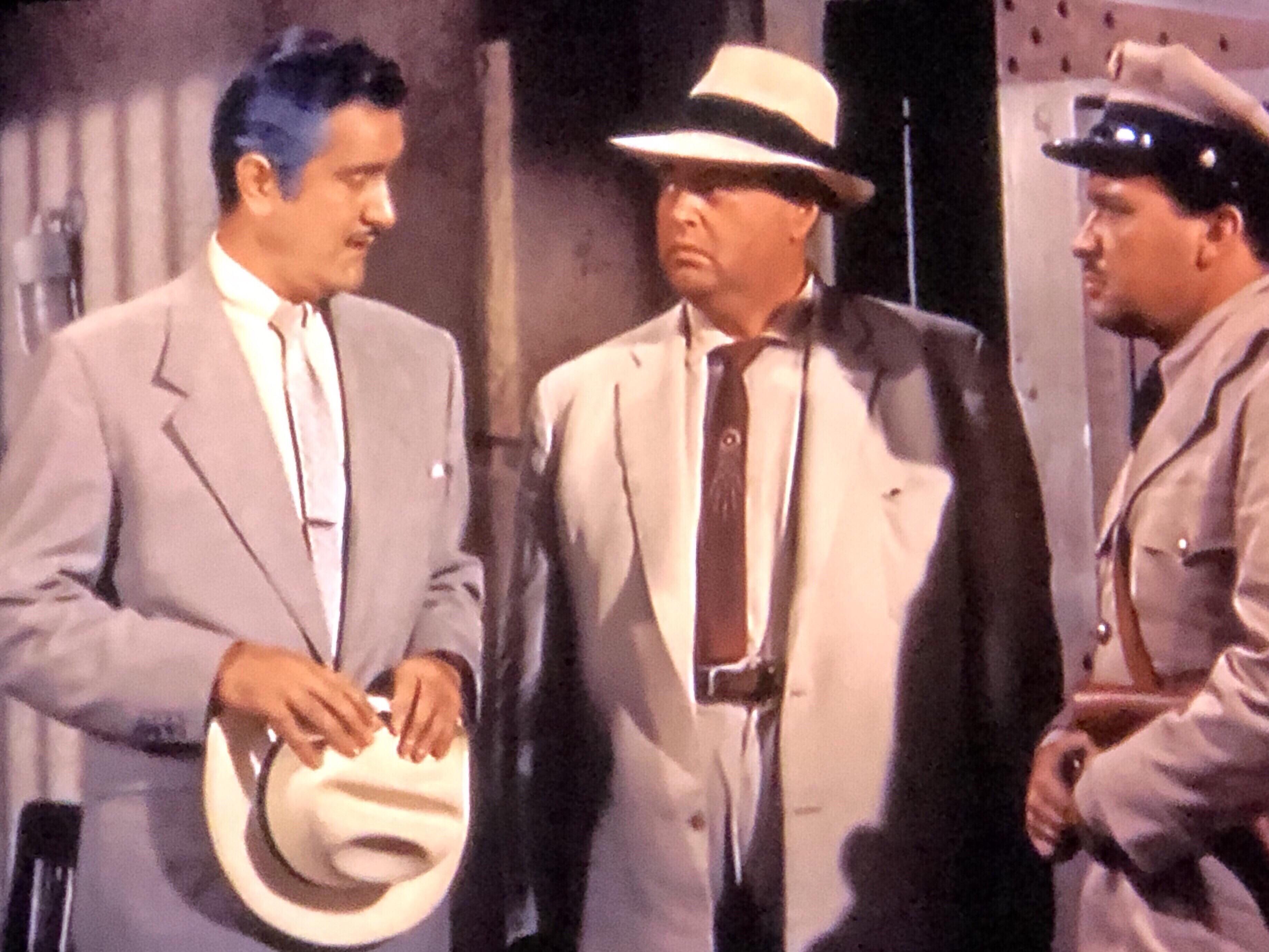Jack Littlefield, Jack Reitzen, and Robert Tafur in Adventures of Superman (1952)