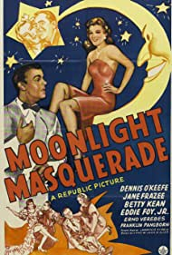 Jane Frazee and Dennis O'Keefe in Moonlight Masquerade (1942)