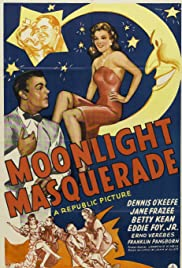 Moonlight Masquerade Poster