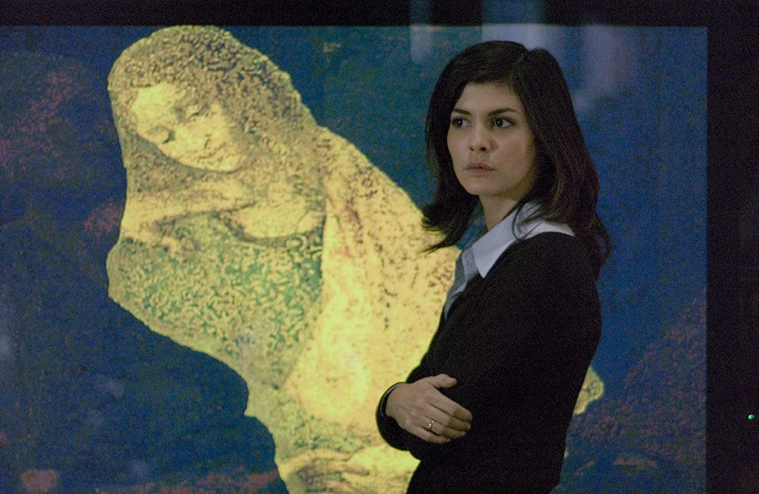 Audrey Tautou in The Da Vinci Code (2006)