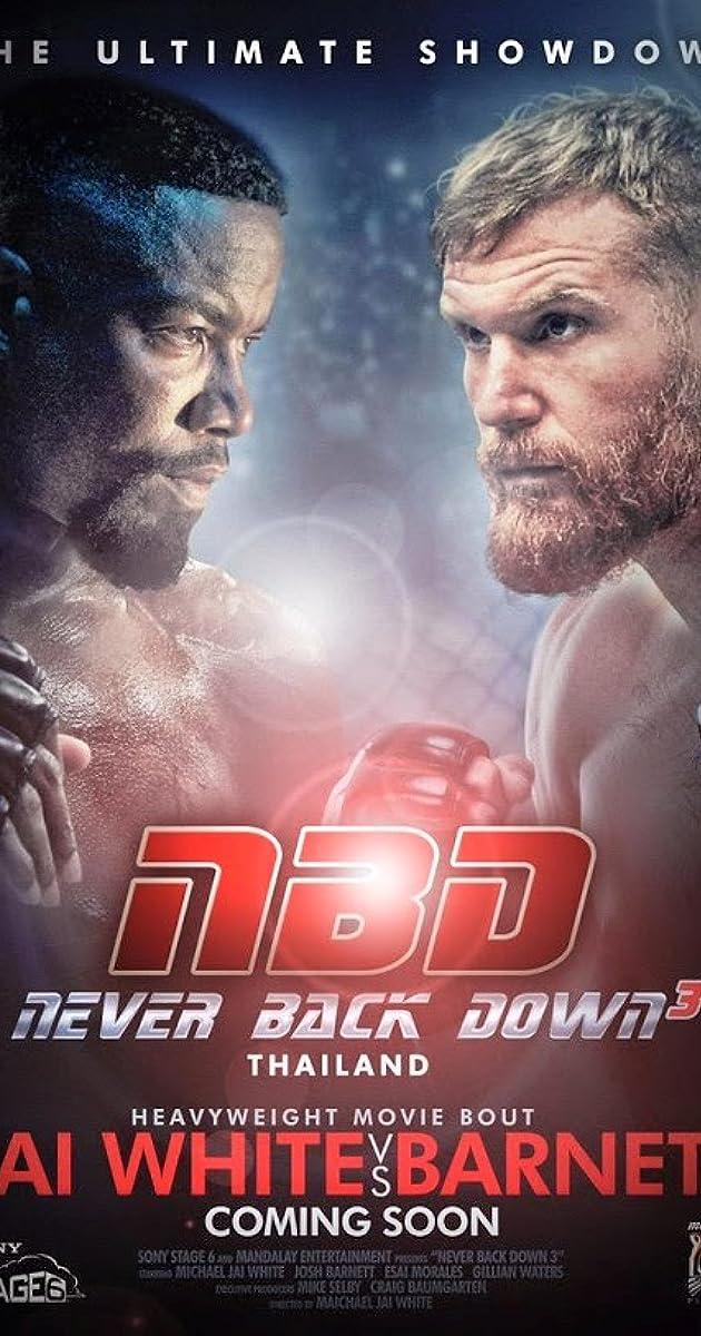 Subtitle of Never Back Down: No Surrender