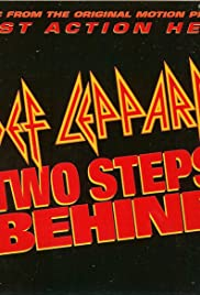 Def Leppard: Two Steps Behind Poster