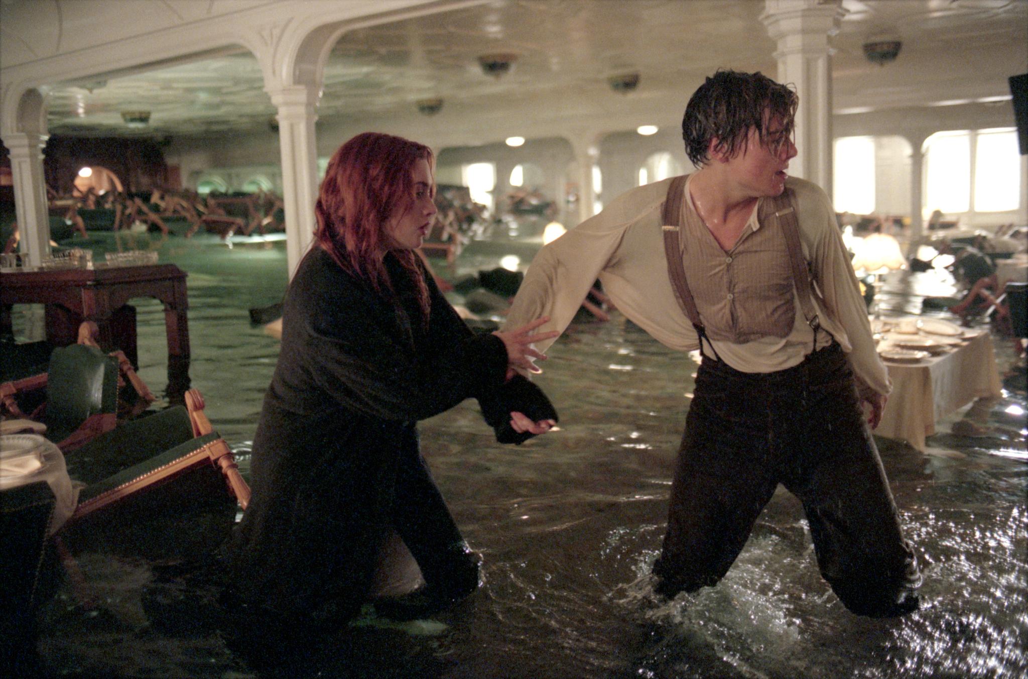 Titanic 1997 Photo Gallery Imdb
