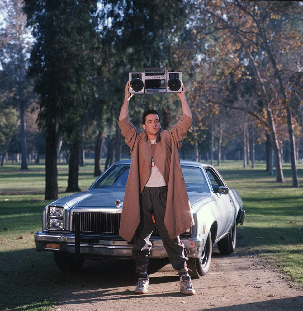 John Cusack in Say Anything... (1989)
